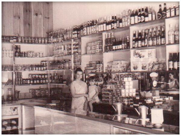 Histórico Supermercados Gloria