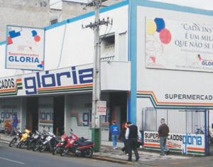 Loja 2 - Supermercados Gloria